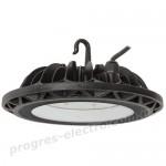 Светильник светодиодный ДСП 4002 100Вт 6500К IP65 алюминий IEK