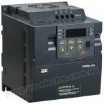 Преобразователь частоты CONTROL-A310 220В 1Ф 0,75кВт 4A IEK