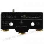 Микровыключатель Z-15G-B