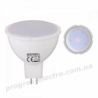 Лампа светодиодная Horoz FONIX-4 4W GU5.3 3000К