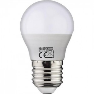 Лампа светодиодная Horoz ELITE-4 4W Е27 4200К