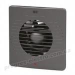 Вентилятор настенный 12W (10 см) дым Horoz