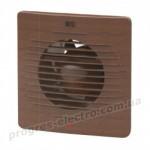Вентилятор настенный 12W (10 см) орех Horoz