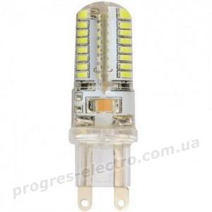 Лампа светодиодная Horoz MEGA-3 3W G9 2700К