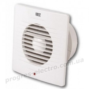 Вентилятор настенный 12W (10 см) Horoz