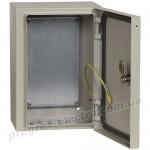 Корпус металлический ЩМП-1-0 У2 IP54 IEK