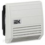 Вентилятор шкафной с фильтром 21 м3/час IP55 IEK