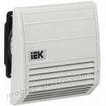 Вентилятор шкафной с фильтром 55 м3/час IP55 IEK