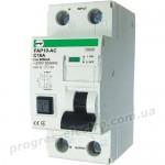 Автомат защитного отключения FAP10-AC С16A