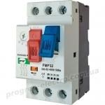 Автоматический выключатель защиты двигателя FMP32 0.63A