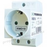 Модульная розетка RMD16