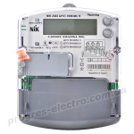 Электросчетчик трехфазный NIK 2303 AP3T.1000.MC.11 3х220/380В (5-120А), многотарифный, магн. и радио защита