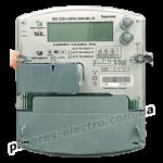 Электросчетчик трехфазный NIK 2303 ARP6.1000.MC.11 3х220/380В (5-80А), актив-реактив, магн. и радио защита