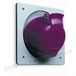 Розетка на панель угловая ABB Easy&Safe 432RAU6